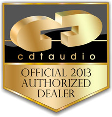 Authorized CDT Audio Dealer