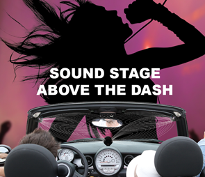 Sound above the Dash