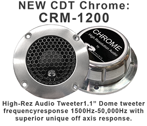 CDT Chrome CRM-1200