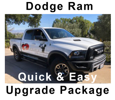 Dodge Ram Easy Install Sets or Package