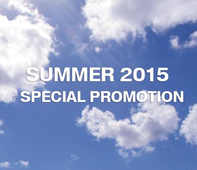 Spring 2015 Promo