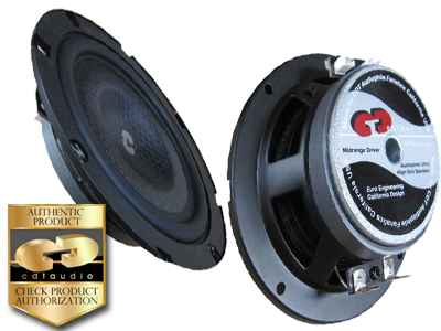 Midwoofer CL-6SL