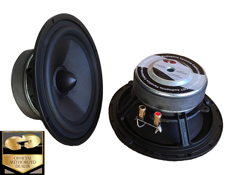 CDT Audio Classic 6.5 Midrange Speakers CL-6D